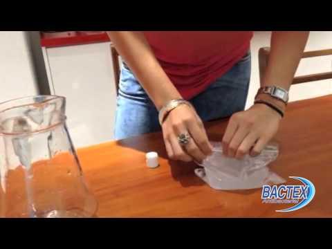 Bactex - Cómo hacer una compresa fría