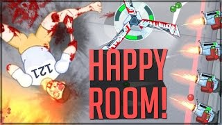 ON A SCALE OF 1 TO EXPLOSION - Happy Room!