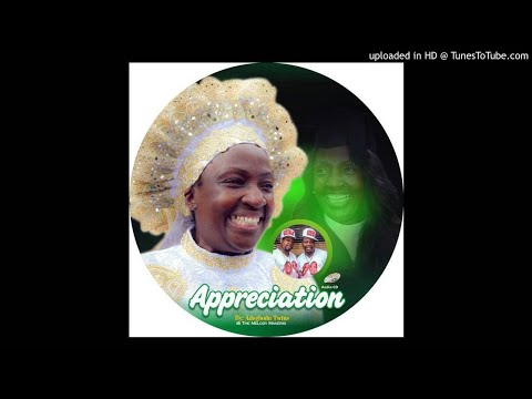 Adegbodu Twins Appreciation for Prophetess Esther Ajayi Abimbola