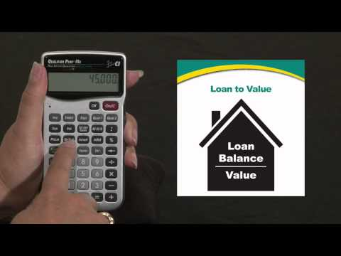 Qualifier Plus IIIx - Solving Loan to Value