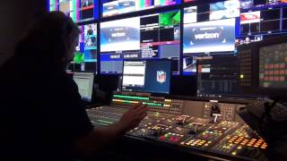 Behind the Scenes Look: Live Television Production - Technical Director