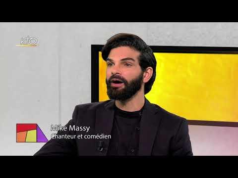 Mike Massy : Un Jésus libanais sur la scène du Palais des Sports