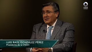 Línea Directa - Luis Raúl González Pérez