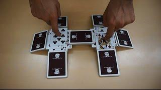 Vignette de Un manipulateur de cartes champion dans sa catégorie