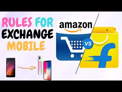 Hidden Rules & Criteria To Exchange Mobile Phone Online [ in AMAZON & FLIPCART ]