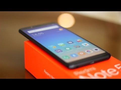 Xiaomi Redmi Note 5 - recenzja, Mobzilla odc. 446