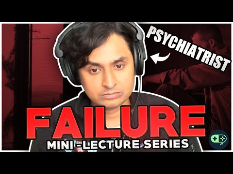 Failing Repeatedly at Life? Avoid this Cognitive Trap.   Mini-Lecture Series - YouTube