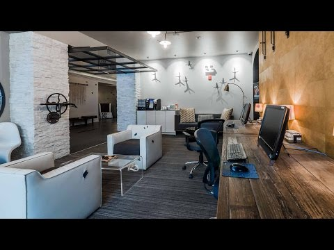 Reside at Belmont Harbor – tour the amenities and renovated apartments