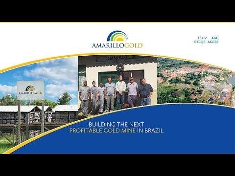 TMX Matrix | Amarillo Gold Corporation | AGC:CA