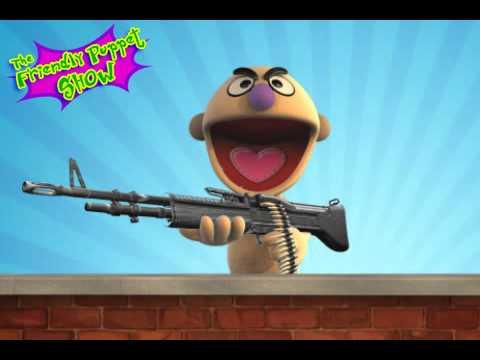 Video of Puppet War:FPS ep.1