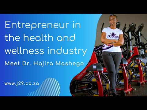 , title : 'Entrepreneur in the health and fitness industry in South Africa