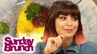 Charli XCX Makes a Savoury Cheesecake & Teaches Tim & Simon How To Pose! | Sunday Brunch