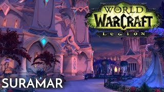 Suramar | Trial by Demonfire