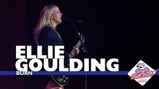 Ellie Goulding   'Burn' (Live At Capital's Jingle Bell Ball 2016)