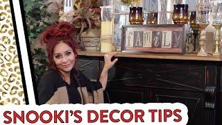 Snooki's Home Decor Tips