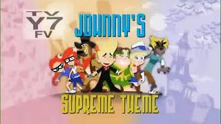 "Johnny Test Season 6 Episode 101a ""Johnny's Supreme Theme"""