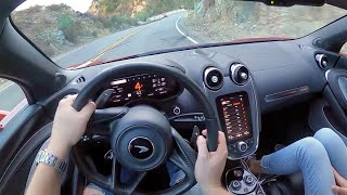 [WR Magazine] 2020 McLaren GT - POV Test Drive (Binaural Audio)