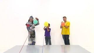 Reaktīvā kustība ar balonu