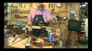 How To Make A Gunstock  Tools Part 1