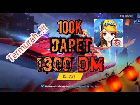 Tutorial Top Up Speed Drifters Termurah!! 100K dapet 1300Dm!!