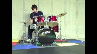 Chronic Future: Wicked Games Drum Cover