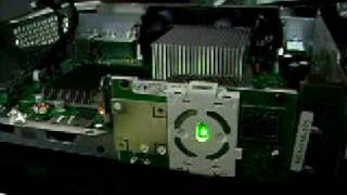 preview picture of video 'XB360 Jasper Red Ring (Error Code 0001) date 8/11/08'