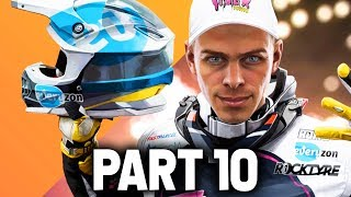 The Crew 2 Gameplay Walkthrough Part 10 - I'M A STAR !!! (Full Game)