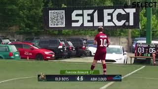 URBAN LEAGUE | OLD BOYS - ABM CLOUD 5:8 (Обзор) #SFCK Street Football Challenge Kiev