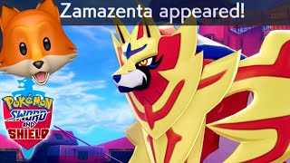 """ZAMAZENTA + """"THE END""""!! (Pokémon Sword And Shield)"""