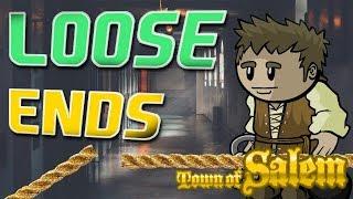 LOOSE ENDS | Town Of Salem Ranked | Jailor Game