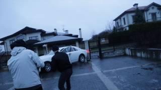 LOBODA разбила Rolls-Royce Рhantom