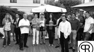15 juin 2012 AJCM s'envole au Radisson Blu Marseille ...