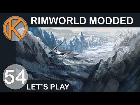RimWorld - Rimatomics and Reactor overload! - смотреть онлайн на Hah