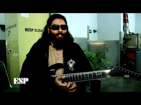 Stephen Carpenter (Deftones) Interview 2012
