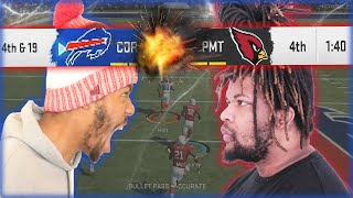 ANOTHER NAIL BITER! Can Juice Be Clutch And Force Game 3?! (Madden 20)