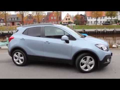 Opel  Mokka Паркетник класса J - рекламное видео 3