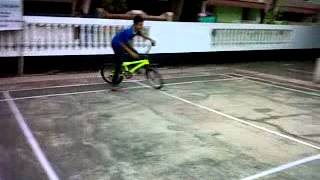 Funny Aksi BMX Gagal By Renz