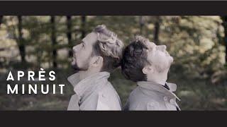 Felix Räuber   APRÈS MINUIT (feat. Schlindwein)   Official Music Video