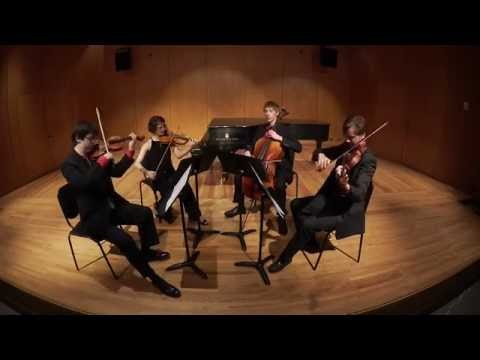 Cantorial Airs (2006) by Michael Schachter, performed by the Converge New Music Collective's founding string quartet.