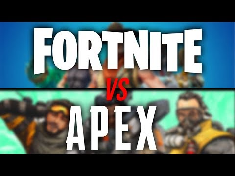 Is Apex Legends REALLY Better Than FORTNITE?
