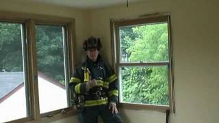 Personal Escape Systems - Window Clearing, Anchoring and Exit Techniques