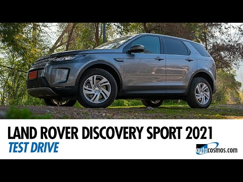 Probamos el Land Rover Discovery Sport 2021