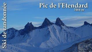 Ski de randonnée : Pic de l