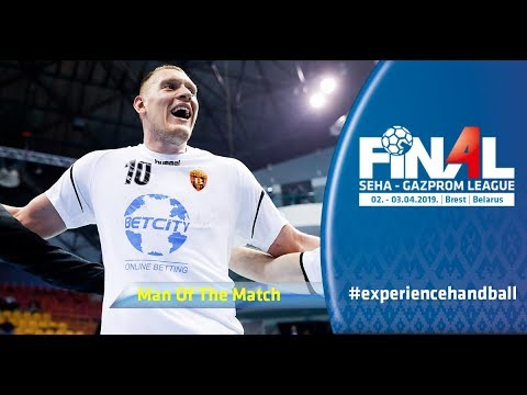 Final 4, 2019 | Man of the match: Dainis Kristopans (PPD Zagreb vs Vardar)