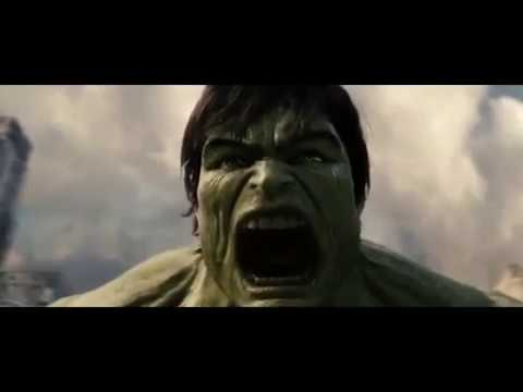 Hulk vs Predators (Fanmade Trailer)