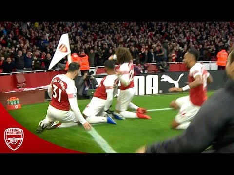 Arsenal 2018/19 - Football's Greatest Entertainment