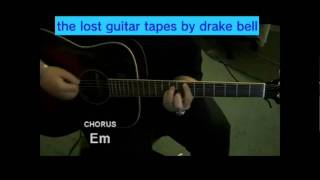 the lost guitar tapes by drake bell