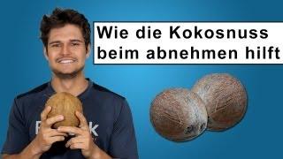 Die Kokosnuss - Trotz viel Fett gesund abnehmen - Lebensmittel Check