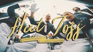 West Point Graduation Hat Toss! | ThomasVlogs