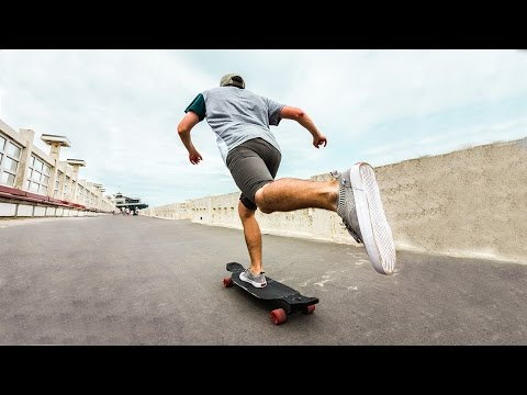 THE BEST LONGBOARD SHOES  |  UNBOXING AND REVIEW